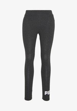ESS LOGO LEGGINGS - Collants - dark gray heather