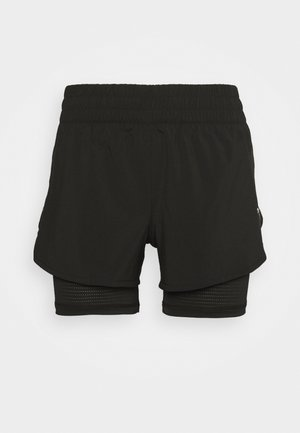 RUN FAVORITE - Sports shorts - black