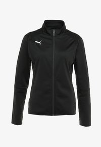 Puma - LIGA - Training jacket - black/white