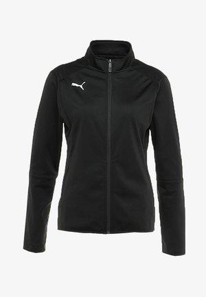 LIGA JACKET - Sportovní bunda - black/white