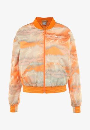 WINDSTOPPER - Træningsjakker - orange