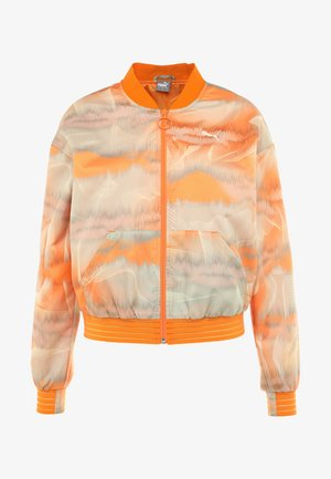 WINDSTOPPER - Treningsjakke - orange