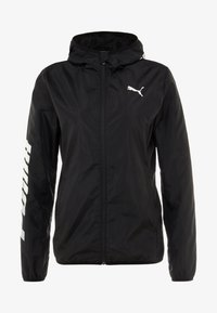 Puma - GRAPHICS - Trainingsjacke - black - 4