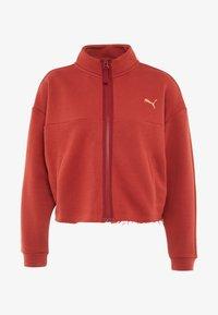 Puma - JACKET - Zip-up hoodie - bossa nova - 4