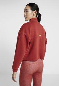 Puma - JACKET - Zip-up hoodie - bossa nova - 2