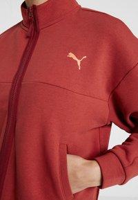 Puma - JACKET - Zip-up hoodie - bossa nova - 5