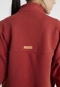 Puma - JACKET - Zip-up hoodie - bossa nova - 3