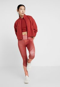 Puma - JACKET - Zip-up hoodie - bossa nova - 1