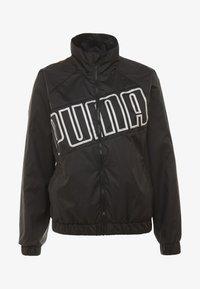 Puma - FEEL IT - Training jacket - puma black - 6