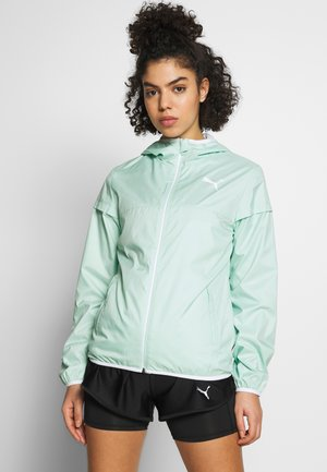 ESSENTIALS SOLID  - Veste coupe-vent - mist green