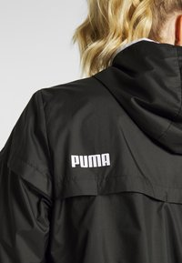 Puma - ESSENTIALS SOLID  - Veste coupe-vent - black - 6