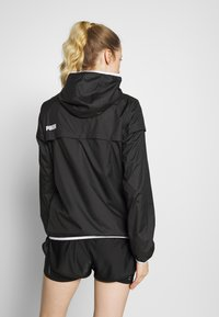 Puma - ESSENTIALS SOLID  - Veste coupe-vent - black - 2