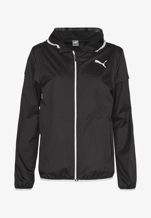 ESSENTIALS SOLID  - Windbreaker - black