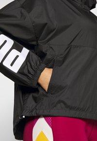 Puma - 1/2 ZIP JACKET - Training jacket - black - 5