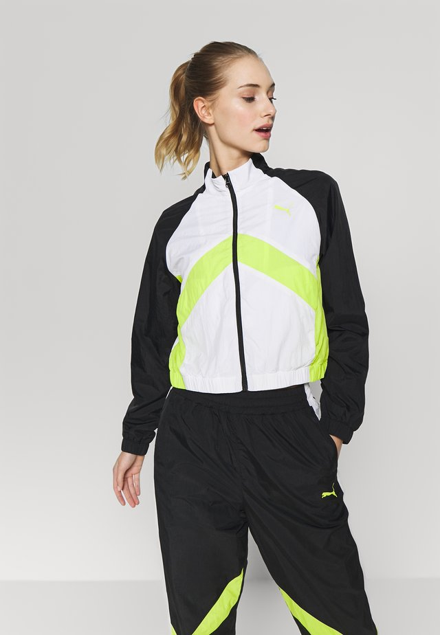 STUDIO CLASH ACTIVE TRACK JACKET - Giacca sportiva - black