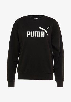 LOGO CREW  - Sweatshirts - black