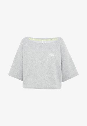 Mikina - light grey heather