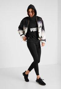 Puma - FAV HOODIE - Hoodie - black - 1