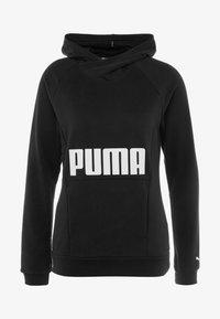 Puma - FAV HOODIE - Felpa con cappuccio - black - 3