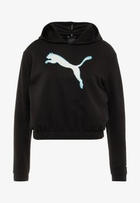 Puma - FEEL IT HOODIE - Topper langermet - black - 5