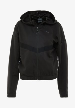 HIT FEEL IT JACKET - Hettejakke - black