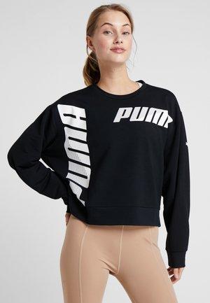 MODERN SPORT CREW  - Sweatshirt - black