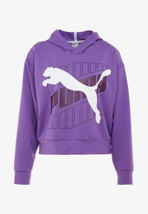 MODERN SPORT HOODY - Felpa con cappuccio - royal lilac