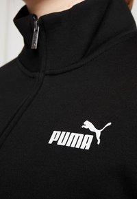 Puma - TRACK  - Sudadera con cremallera - black - 5
