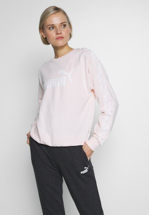 AMPLIFIED CREW  - Sweatshirt - rosewater