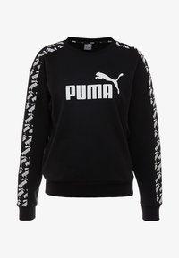 Puma - AMPLIFIED CREW  - Felpa - black - 4
