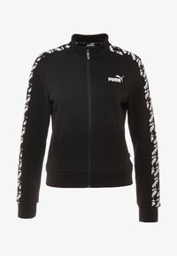 Puma - AMPLIFIED TRACK JACKET  - Zip-up hoodie - black - 3