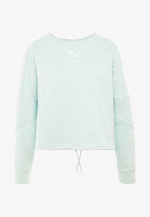 TILITY CREW - Sweatshirt - mist green