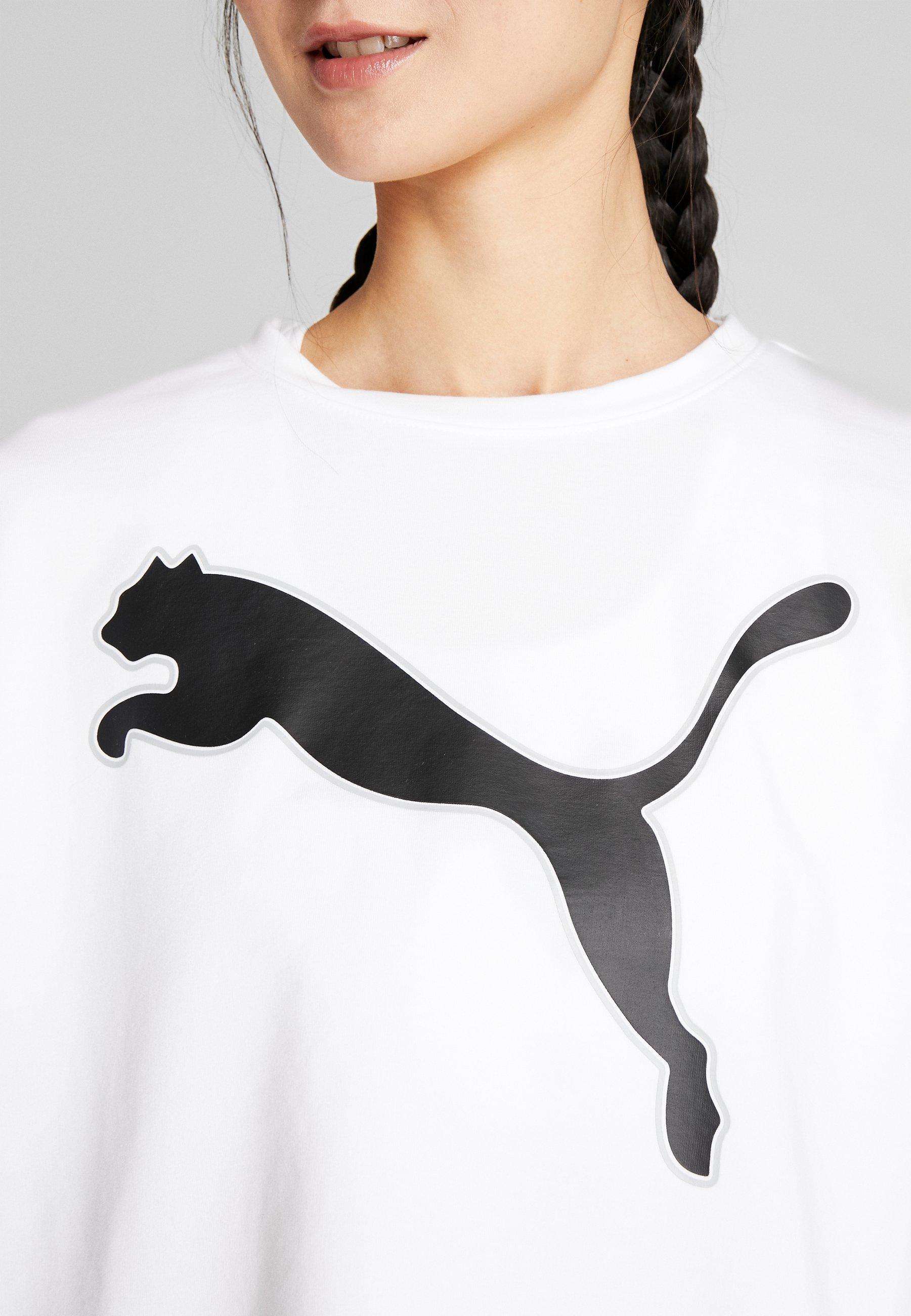 Puma MODERN SPORTS CREW - Sweatshirt - puma white