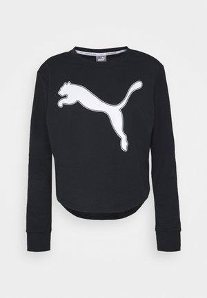 MODERN SPORTS CREW - Sweatshirt - puma black