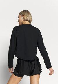 Puma - MODERN SPORTS CREW - Sweatshirt - puma black - 2