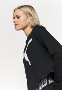 Puma - MODERN SPORTS CREW - Sweatshirt - puma black - 3