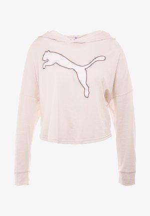 MODERN SPORTS COVER UP - T-shirt de sport - rosewater