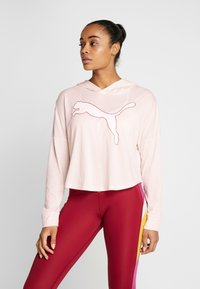 Puma - MODERN SPORTS COVER UP - Funktionsshirt - rosewater - 0