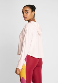 Puma - MODERN SPORTS COVER UP - Funktionsshirt - rosewater - 2