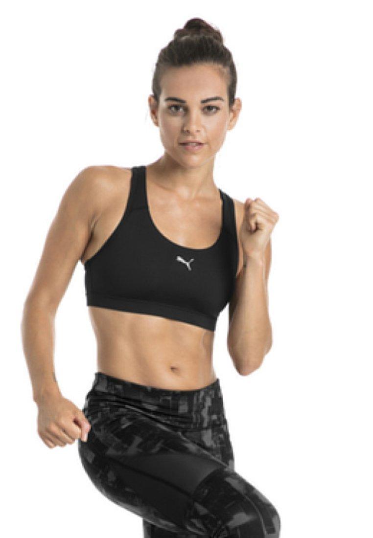 Puma - 4KEEPS BRA - Sports bra - anthracite