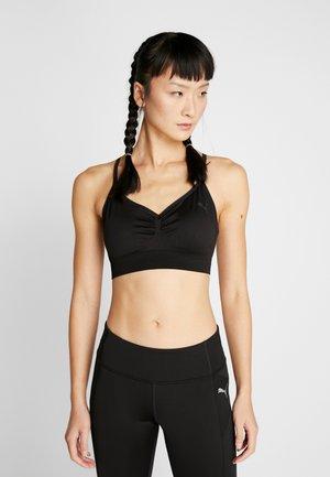 SEAMLESS BRA - Sport BH - black