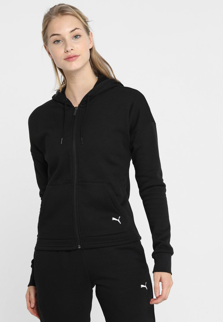 Puma - CLEAN SUIT - Trainingspak - black