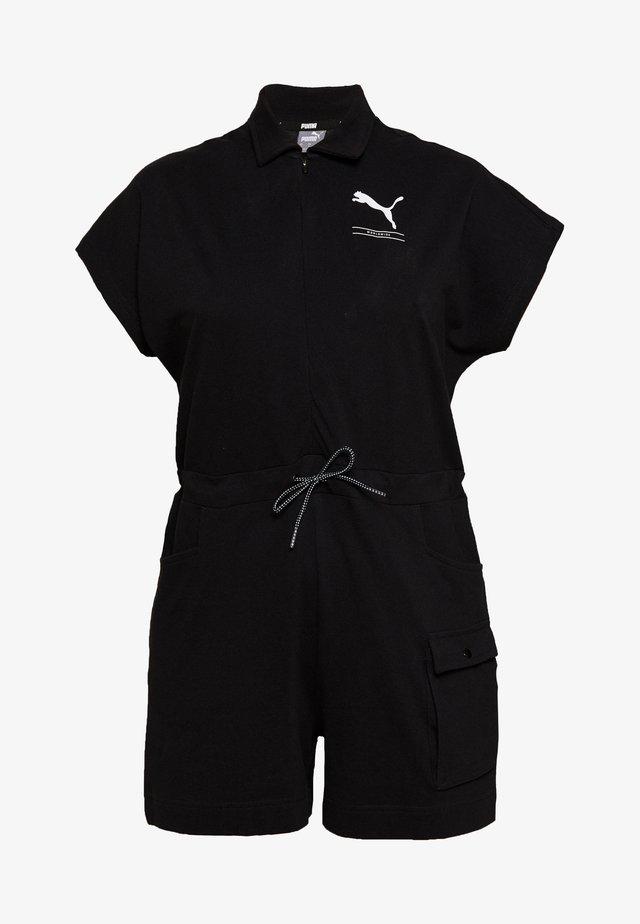 NU-TILITY JUMPSUIT - Tracksuit - black