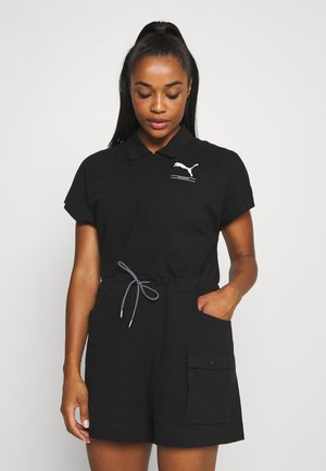NU-TILITY JUMPSUIT - Gym suit - black
