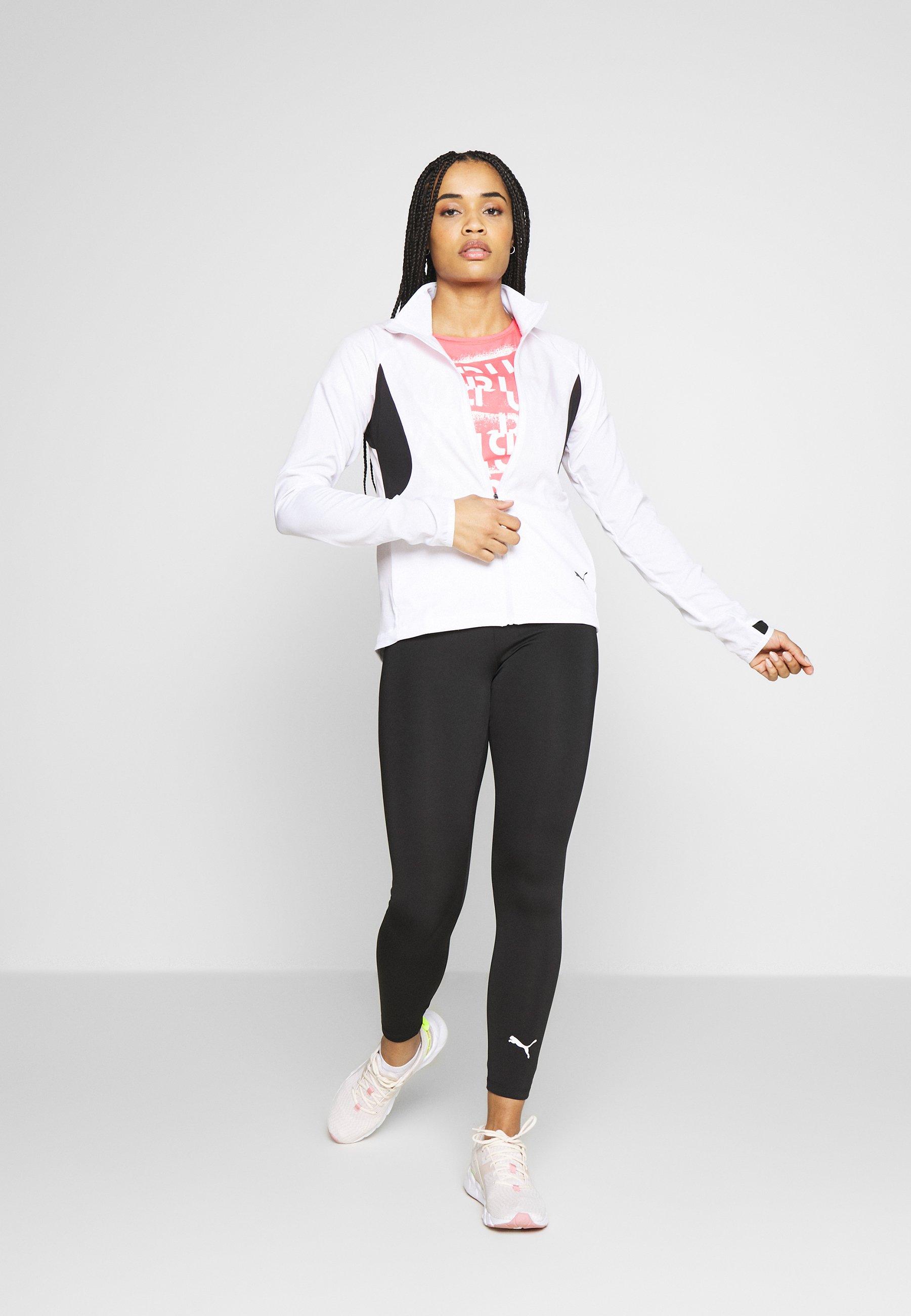 Puma Active Yogini Suit Set - Träningsset White