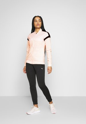 COLORBLOCK TRICOT SUIT SET - Trainingspak - rosewater