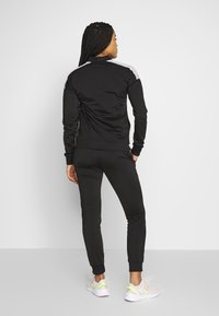 Puma - COLORBLOCK TRICOT SUIT - Tracksuit - black - 2