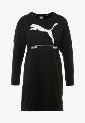 NU TILITY DRESS - Sports dress - black