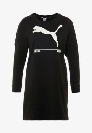 NU TILITY DRESS - Sportkleid - black