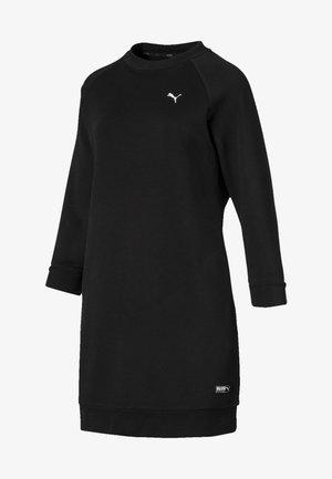 Jerseykleid - puma black